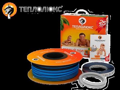 секции нагревательного кабеля Теплолюкс ТЛБЭ