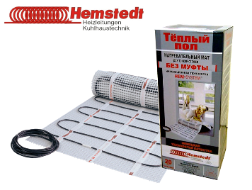 Теплый пол Hemstedt DH 150