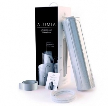 Теплый пол под ламинат Теплолюкс Alumia