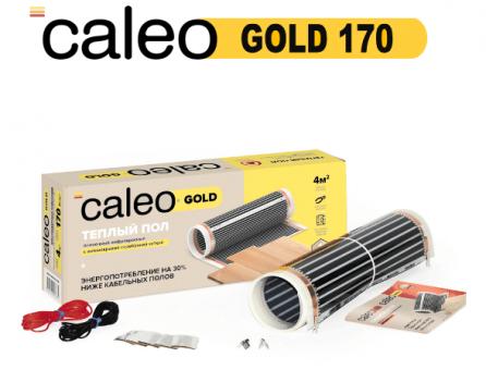 Теплый пол CALEO GOLD 170