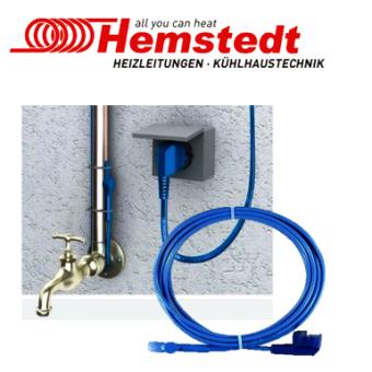 Кабельные секции для обогрева водопровода Hemstedt FS