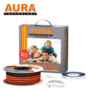 Кабельные секции AURA Heating КТА