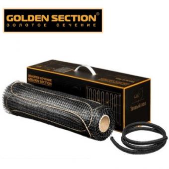 Золотое сечение GS-2400 - 15,0 кв.м.